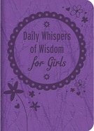 Daily Whispers of Wisdom For Girls eBook