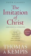 The Imitation of Christ (Faith Classics Series) eBook