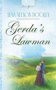 Gerda's Lawman (Heartsong Series)
