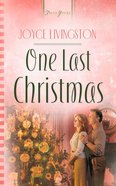 One Last Christmas (Heartsong Series) eBook