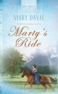 Marty's Ride (Heartsong Series) eBook