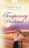 Temporary Husband (#572 in Heartsong Series)