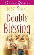 Double Blessing (#761 in Heartsong Series) eBook