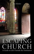 Escaping Church eBook
