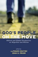 God's People on the Move Paperback
