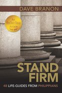 Stand Firm eBook