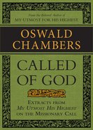 Called of God eBook