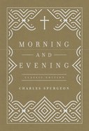 Morning and Evening eBook