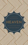Heaven (Our Daily Bread Devotional Series) eBook