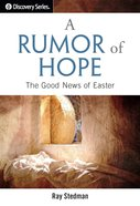 A Rumor of Hope (The Discovery Series)
