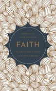 Faith (Our Daily Bread Devotional Series)
