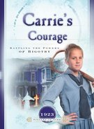 Carrie's Courage (Sisters In Time Series) eBook