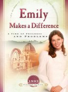 Emily Makes a Difference (Sisters In Time Series) eBook