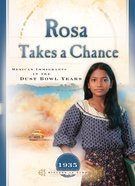 Rosa Takes a Chance (Sisters In Time Series)
