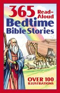 365 Read-Aloud Bedtime Bible Stories eBook