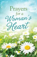 Prayers For a Woman's Heart eBook