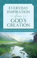 Everyday Inspiration From God's Creation eBook