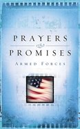 Prayers & Promises Armed Forces eBook