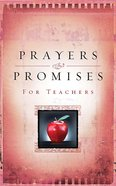 Prayers and Promises For Teachers eBook