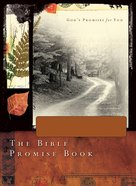 The Bible Promise Book (The Bible Promise Book Series)