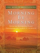 365 One-Minute Meditations From Morning By Morning eBook