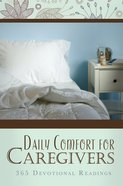 Daily Comfort For Caregivers eBook