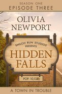 A Town in Trouble (#03 in Hidden Falls Series) eBook
