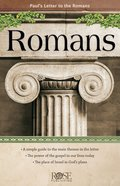 Book of Romans (Rose Guide Series)