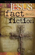 Jesus: Fact & Fiction (Rose Guide Series) eBook