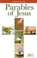 Parables of Jesus (Rose Guide Series)