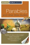 Parables & Other Bible Studies (Rose Bible Basics Series) eBook