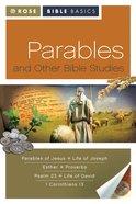 Parables & Other Bible Studies (Rose Bible Basics Series)
