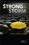 Strong in the Storm eBook