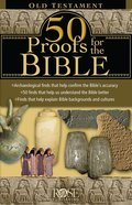 50 Proofs For the Bible: Old Testament (Rose Guide Series) eBook