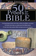 50 Proofs For the Bible: New Testament (Rose Guide Series) eBook