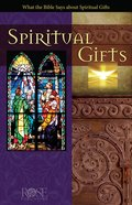 Spiritual Gifts (Rose Guide Series) eBook