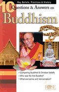 10 Questions and Answers on Buddhism (Rose Guide Series) eBook