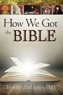 How We Got the Bible eBook