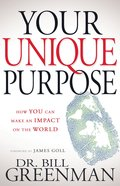 Your Unique Purpose Paperback