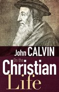 On the Christian Life Paperback