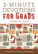 3-Minute Devotions For Grads eBook
