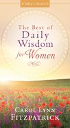 The Best of Daily Wisdom For Women eBook