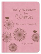 Daily Wisdom For Women eBook