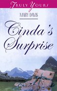 Cinda's Surprise (Rawlings Family #01) (#399 in Heartsong Series) eBook