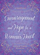 Encouragement and Hope For a Woman's Heart eBook