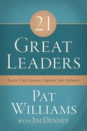 21 Great Leaders eBook