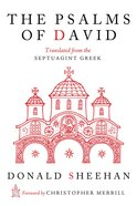 The Psalms of David eBook