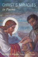 Christ's Miracles in Poems eBook