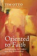 Oriented to Faith eBook