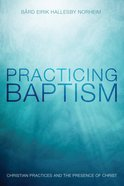 Practicing Baptism eBook